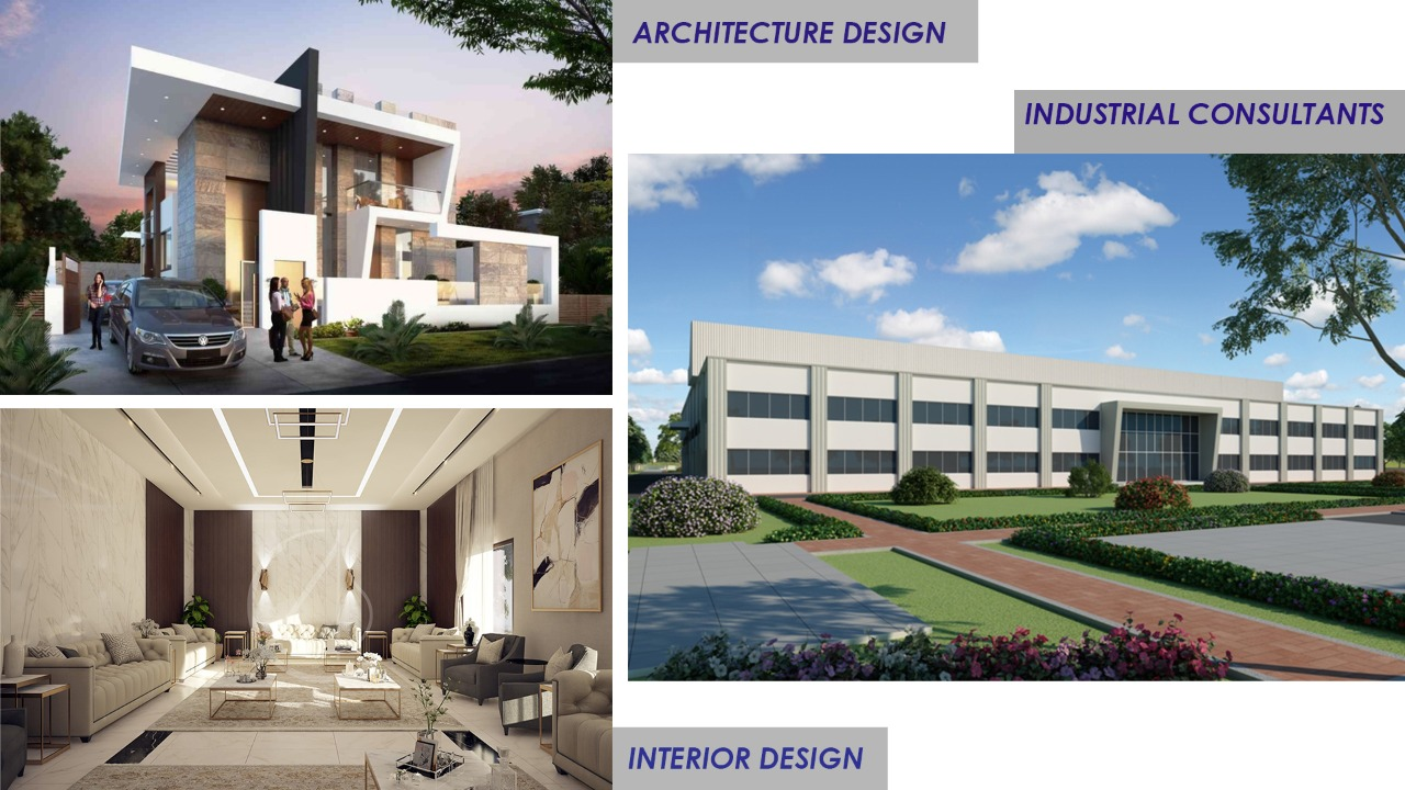 Architecture and Interior Designer Lumding Railway Colony